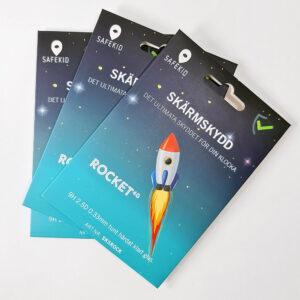 Safekid Rocket 4G skärmskydd