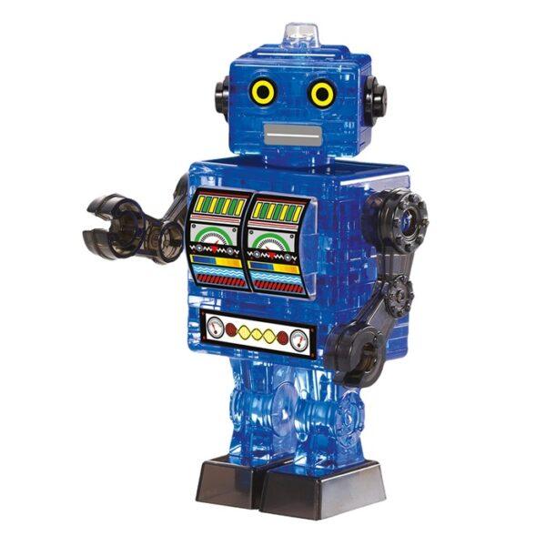 Leksak kristall robot från Safekid